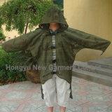 Het Kostuum van Ghillie van de Camouflage van de wildernis voor Sluipschutter gaan jagend (hy-C013)