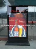 Casella chiara per la pubblicità (HS-LB-003)