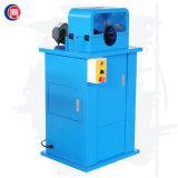 Máquina de casca semiautomática da mangueira do fio de aço