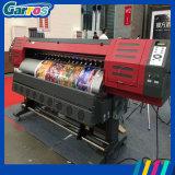 Eco 용해력이 있는 인쇄 기계를 구르는 Garros 판매를 위한 3D 중국 최고 롤 Advertismetment 실내 옥외 인쇄 기계