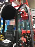 Zl08 Lader 08 van het Wiel 800kg van CS908 0.8t MiniRadlader met Motor Kubota