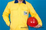 Kleren Van uitstekende kwaliteit van het Werk van de Veiligheid van de Koker van de Polyester 35%Cotton van 65% de Lange Goedkope (BLY2008)
