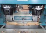 L'écharpe porte en bois Tenon et fente de perforation machine/ le trou de serrure de porte en bois Making Machine