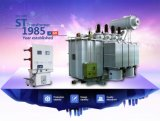 11kv Transformator de in drie stadia van de Distributie van de Macht van het Type van Olie 630kVA
