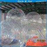Aufblasbare Wasser-Kugel-gehende Wasser-Kugel TPU 1.0mm für Verkauf