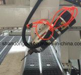Machine CNC 4 axes avec changeur Auto-Tool par linéaire pour fabriquer des meubles