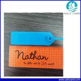 Tag plástico da selagem da cinta RFID com microplaquetas de Lf/Hf/UHF