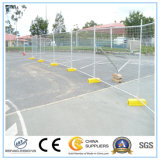Rete fissa saldata galvanizzazione Hot-DIP della rete metallica, recinzione provvisoria, rete fissa provvisoria