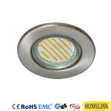 5W warme Witte 30/60/Brand Geschatte LEIDENE 90mins Downlight