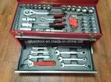 алюминиевый случай комплекта инструмента 63PCS
