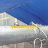 Fabrik-direkte geschweißte Kettenlink-Ineinander greifen-Hundehundehütten im Freien