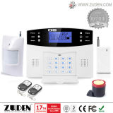 Alarme Home do LCD G/M da fatura para a segurança Home