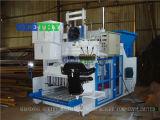 Afrique du Sud avec Qmy10-15 Bloc de construction de la construction de la machine de ciment
