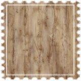 屋内地上の装飾のための防水容易なクリックの積層物の床板のかえでの穀物