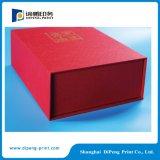 접히는 입술 및 부대로 인쇄하는 수송용 포장 상자