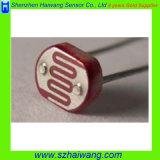 Plus largement utilisé du capteur optique de 5 mm LDR