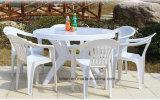 La Tabella e la presidenza di plastica hanno impostato per la mobilia esterna del giardino (LL-WST023)