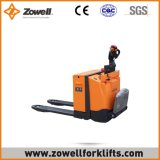 Carro de paleta eléctrico con capacidad de carga 2-3ton