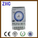 24 Horas de intervalo de tiempo AC 230V Sul181d mecánica electrónica Temporizador