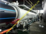 La ligne de production du tuyau de HDPE/Ligne de production de tuyau en PVC/PEHD Extrusion du tuyau de ligne/ligne de production de tuyau en PVC/PPR tuyau de ligne de production-1