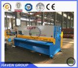 QC12Y-20X2500hydraulic Schwingen-Träger-scherende Metallplattenmaschine