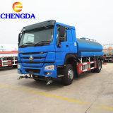 4X2 HOWO camion-citerne de stockage de l'eau