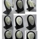 Corps en silicone Bits Partie sur le présentoir acrylique noire