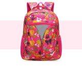 A fábrica venda quente Impressão Floral Escola Segurança mochilas para adolescentes