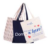주문 도매 Handbags Grocery Gift Tote 숙녀 쇼핑 화포 면 부대