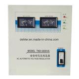 世帯220Vの電圧安定器2000va高精度の自動単相AC電圧安定器