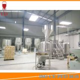 ステンレス鋼の産業蒸気のJacketedクラフトビール醸造物のマッシュのやかん