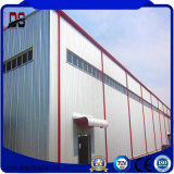 Strutture d'acciaio prefabbricate di disegno di basso costo per il magazzino