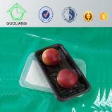 Fleisch-Fisch-Geflügel, das wegwerfbare Plastiknahrungsmittelumhüllung-Tellersegmente verpackt
