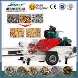 200-800kg / H Introducción de equipos de corte de madera