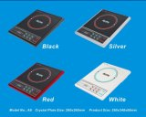 押しボタン制御(A8)を用いる誘導の炊事道具