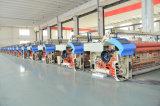 トルコの高速4カラー空気ジェット機の編む機械