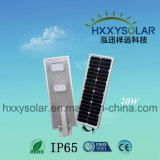 Hohes Lumen-hohe Helligkeits-einteiliges Solarstraßenlaterne20W