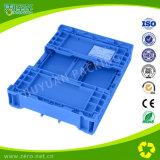 Container accatastabile di plastica per il magazzino di memoria