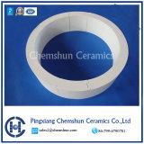 Resistente a abrasão de Alumina Industrial de cerâmica para tubo de guarnição
