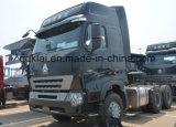 Sinotruck HOWO-A7 420HP 트랙터 트럭 6X4 트레일러 헤드 트럭