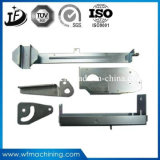 Soem-Blech-Herstellungs-Aluminium/Messing/Stahl, der Teile des kundenspezifischen Metallstempels stempelt