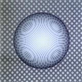 da pintura Tempered de vidro do edifício da arte do teste padrão da parede do fundo da telha de assoalho 3D arte de vidro do indicador da porta do frasco decorativa