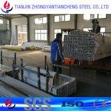 6063 6061 alumínio Tube&Pipe quadrado para a decoração no estoque de alumínio da tubulação