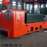 China-Kohlengebrauch-Diesellokomotive