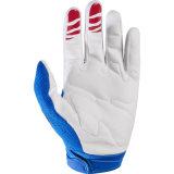 Sport esterni di nuovo disegno alla moda di Blue&White che corrono i guanti (MAG77)