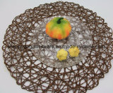 장식적인 유리제 큰 접시, 둥근 유리제 식기류 세트를 제조하는 중국
