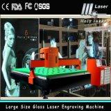 La gravure sur verre de grande taille de la machine (HSGP-L)