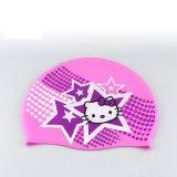 デジタル印刷のニースそして低価格の水泳帽