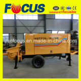 20m3/H、30m3/H、60m3/H、80m3/H Trailer Mounted Concrete Line Pump