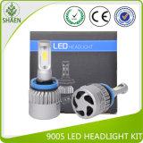 Luz 9005 Todo en uno de los tipos de faros LED Auto